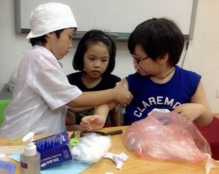 Kỹ năng sống cần thiết cho trẻ