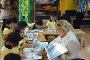 Hành trang kỹ năng sống cho trẻ sắp bước vào lớp 1