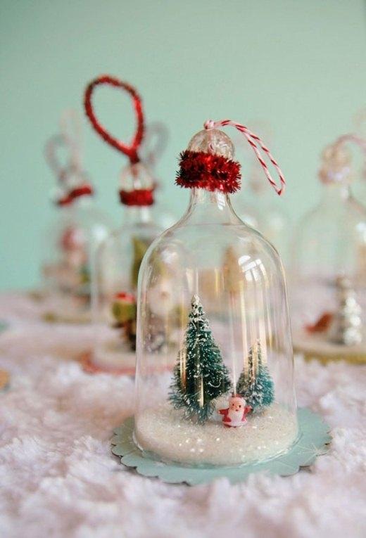 18 ý tưởng tự trang trí Giáng sinh thật sáng tạo