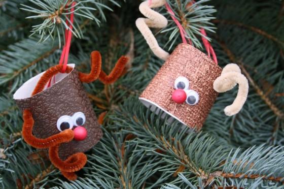 Hai món quà Giáng Sinh đơn giản bé có thể cùng làm với mẹ