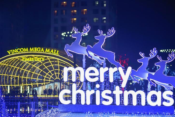 Top 5 địa điểm tuyệt vời để đón Giáng sinh và năm mới